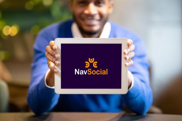 Sample branding #1 for Navsocial