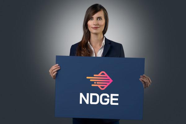 Sample branding #3 for Ndge