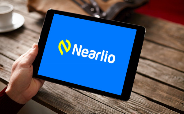Sample branding #1 for Nearlio