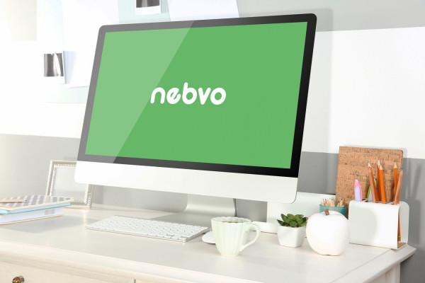 Sample branding #1 for Nebvo