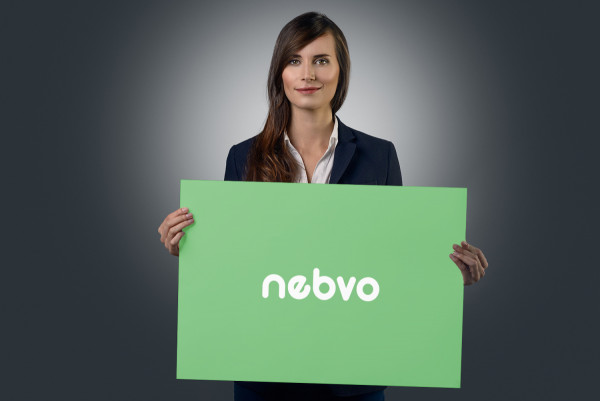 Sample branding #2 for Nebvo