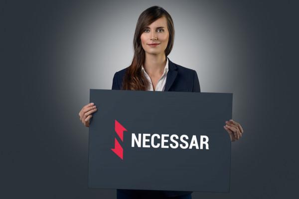 Sample branding #3 for Necessar