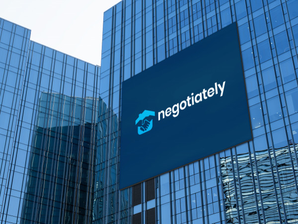 Sample branding #2 for Negotiately