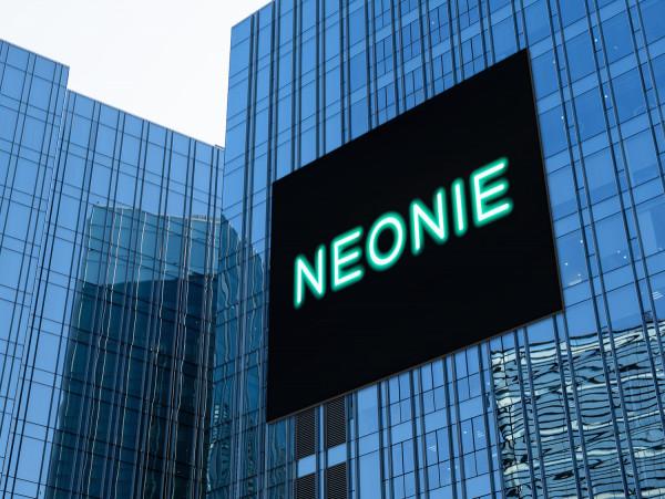 Sample branding #3 for Neonie
