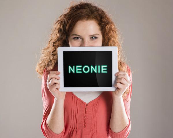 Sample branding #1 for Neonie