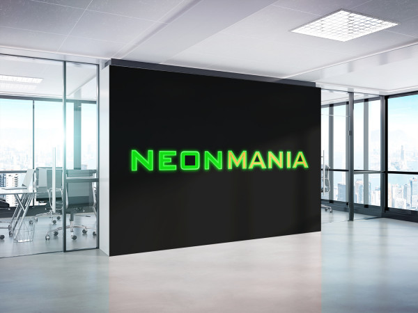 Sample branding #3 for Neonmania