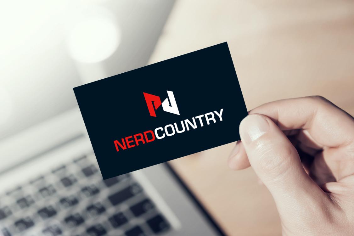Sample branding #2 for Nerdcountry
