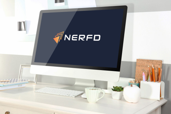 Sample branding #2 for Nerfd