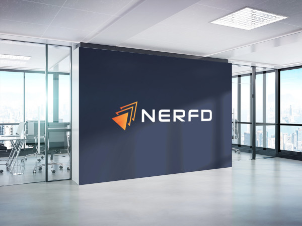 Sample branding #1 for Nerfd