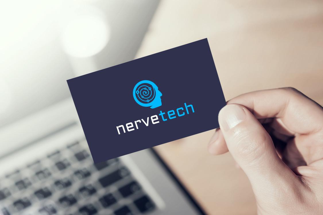 Sample branding #2 for Nervetech