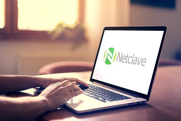 Sample branding #3 for Netclave