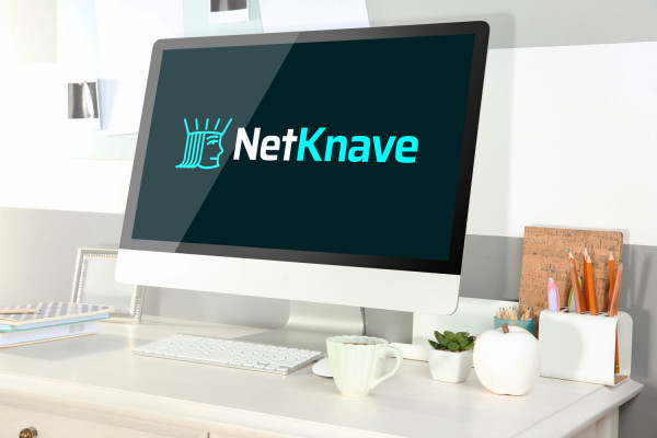 Sample branding #3 for Netknave