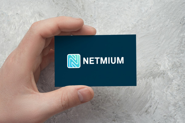 Sample branding #3 for Netmium