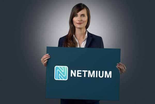 Sample branding #2 for Netmium