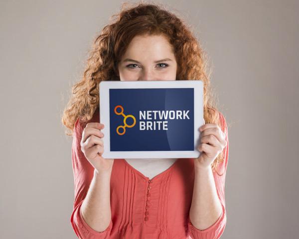 Sample branding #1 for Networkbrite
