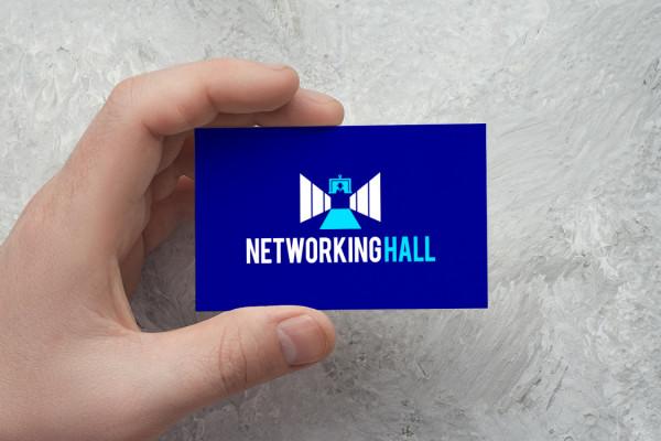 Sample branding #2 for Networkinghall