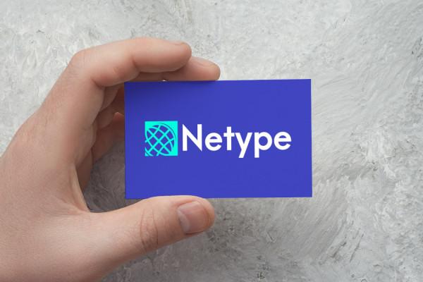 Sample branding #1 for Netype