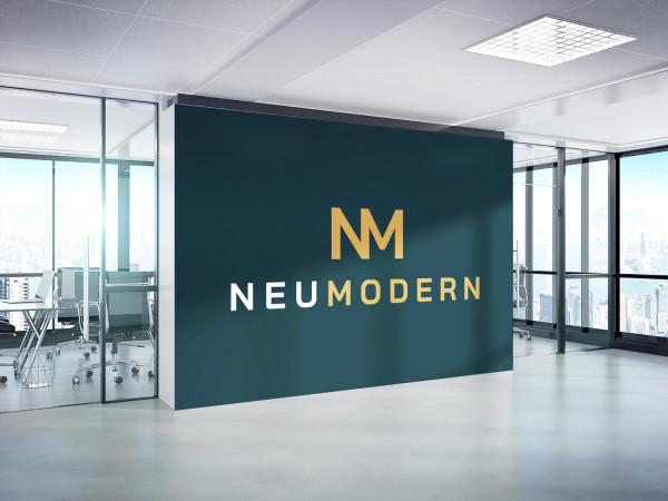 Sample branding #1 for Neumodern