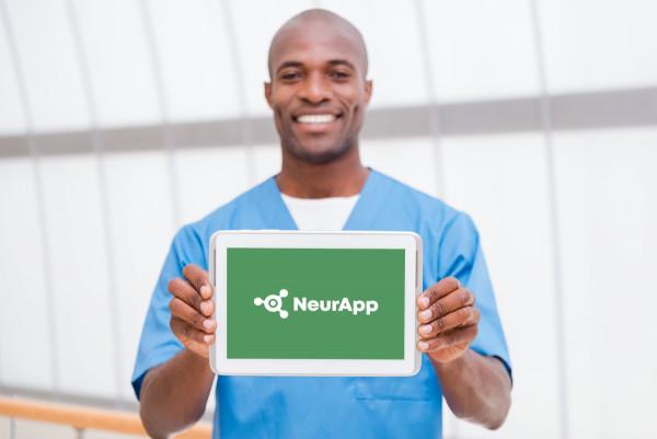 Sample branding #2 for Neurapp