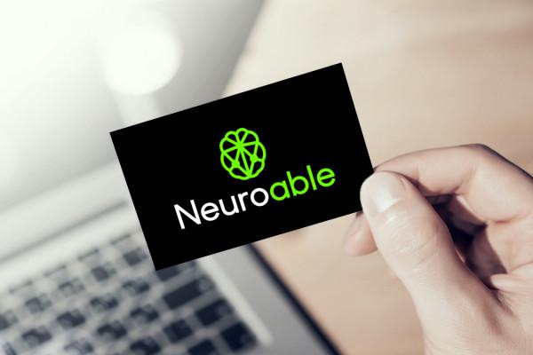 Sample branding #2 for Neuroable