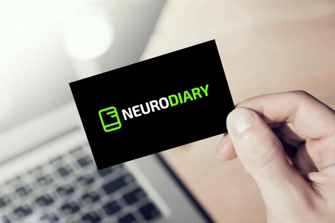 Sample branding #1 for Neurodiary