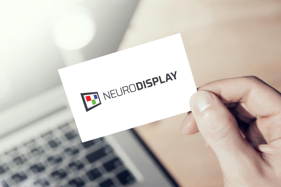 Sample branding #2 for Neurodisplay