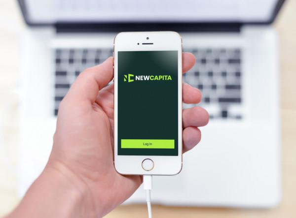 Sample branding #1 for Newcapita