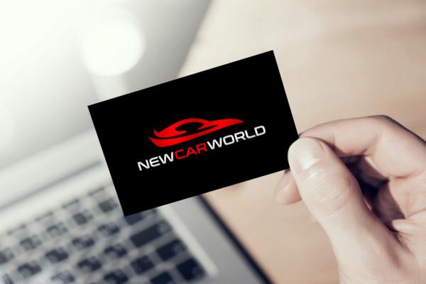 Sample branding #3 for Newcarworld
