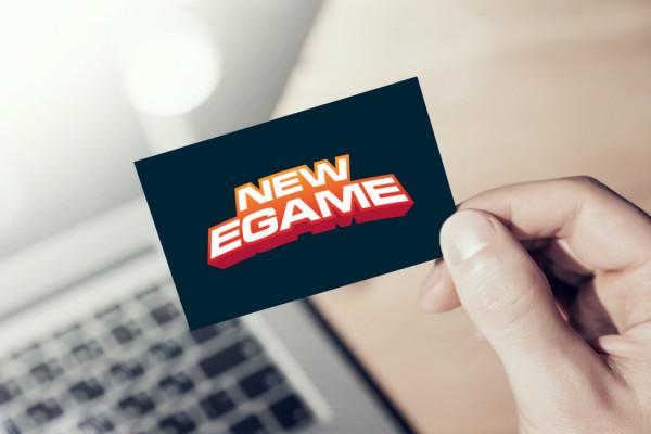 Sample branding #1 for Newegame