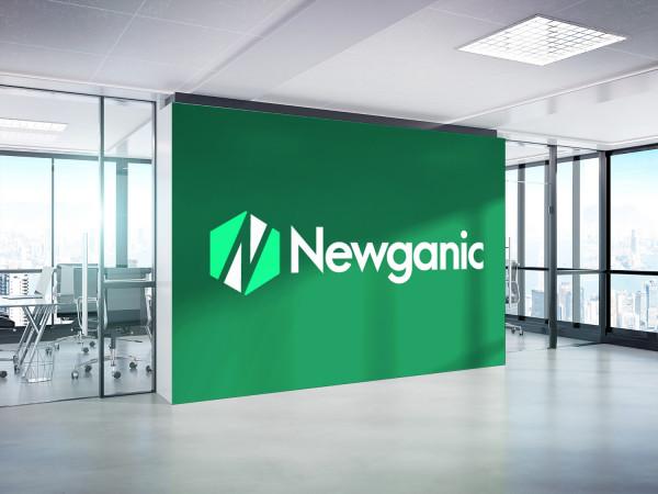 Sample branding #1 for Newganic