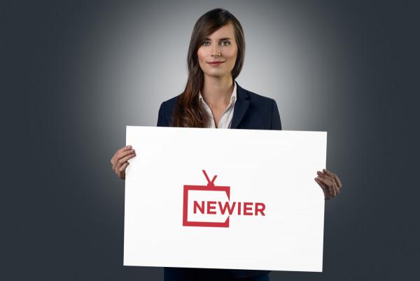 Sample branding #2 for Newier