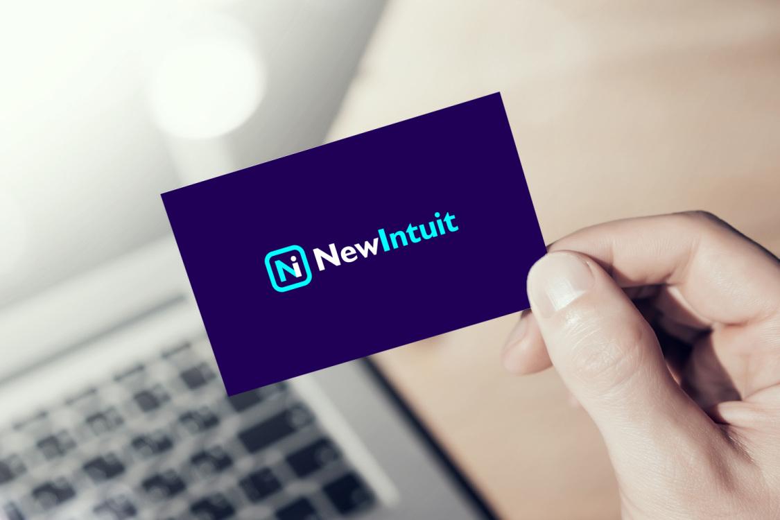 Sample branding #2 for Newintuit