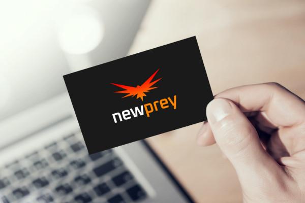 Sample branding #3 for Newprey