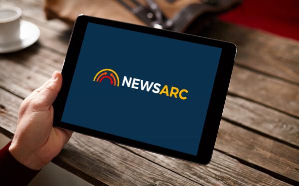 Sample branding #2 for Newsarc