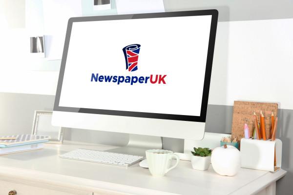 Sample branding #1 for Newspaperuk