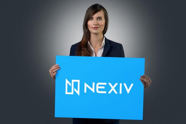 Sample branding #3 for Nexiv