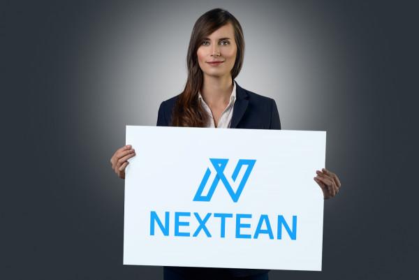 Sample branding #3 for Nextean