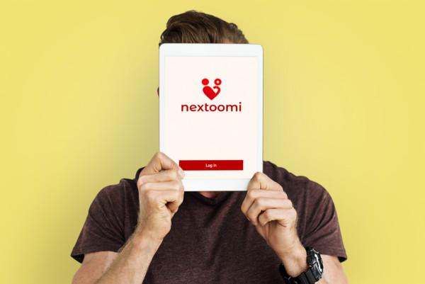 Sample branding #1 for Nextoomi