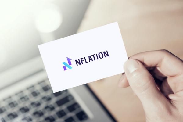 Sample branding #1 for Nflation
