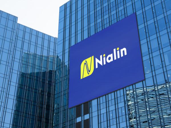 Sample branding #2 for Nialin