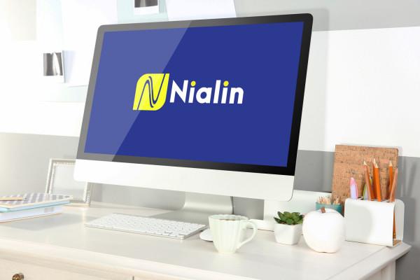 Sample branding #3 for Nialin