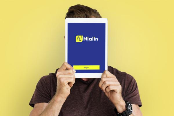 Sample branding #1 for Nialin