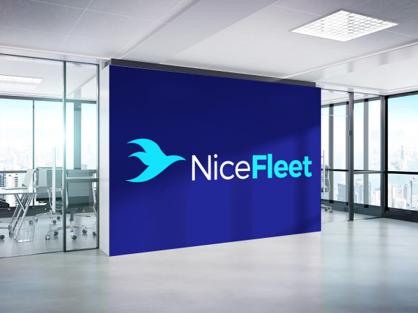 Sample branding #2 for Nicefleet