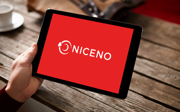Sample branding #3 for Niceno