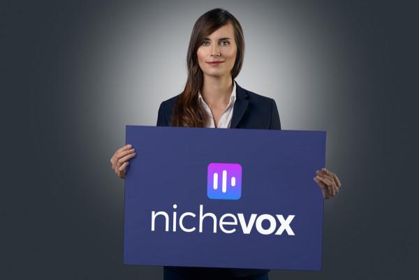 Sample branding #2 for Nichevox