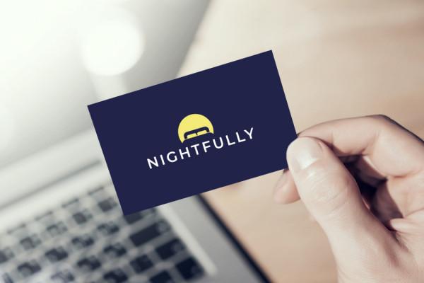 Sample branding #3 for Nightfully