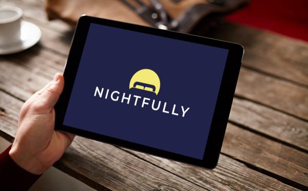 Sample branding #2 for Nightfully