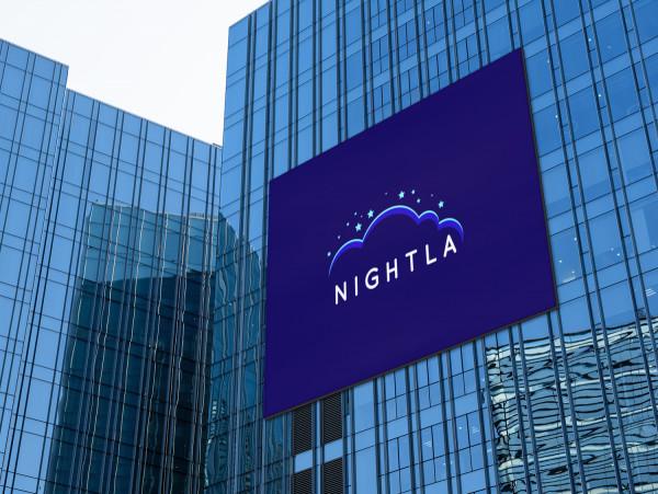 Sample branding #1 for Nightla