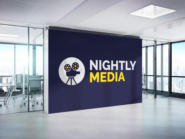 Sample branding #1 for Nightlymedia
