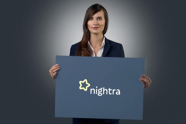 Sample branding #2 for Nightra